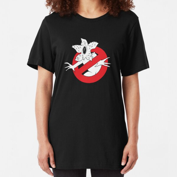 DemoGorgon-Busters! Slim Fit T-Shirt