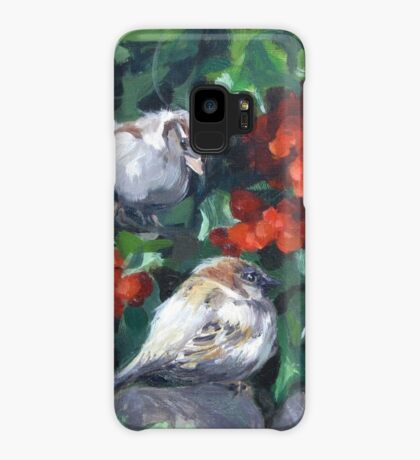 Bird Watching Case/Skin for Samsung Galaxy
