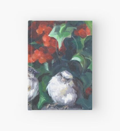 Bird Watching Hardcover Journal