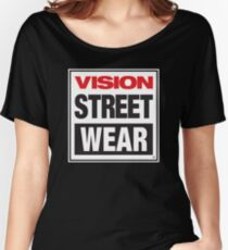 Vision Street Wear Women's Relaxed Fit T-Shirt