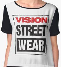 Vision Street Wear Chiffon Top