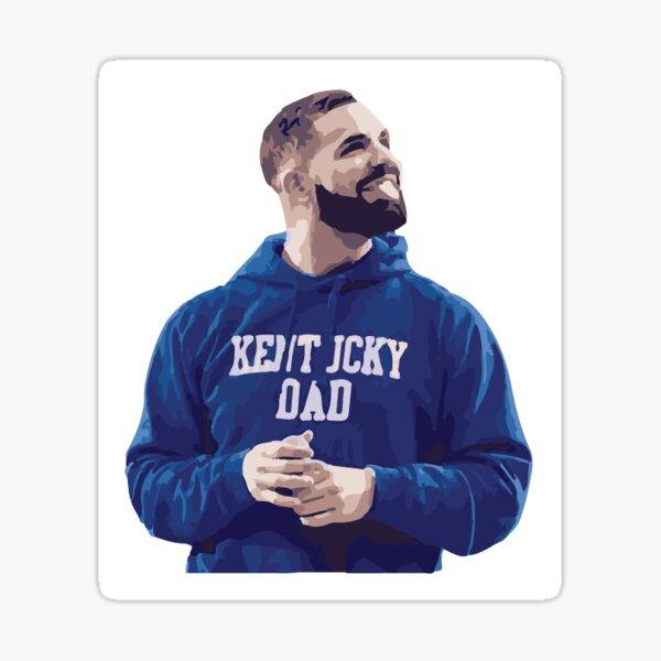 Drake Kentucky Dad Sticker