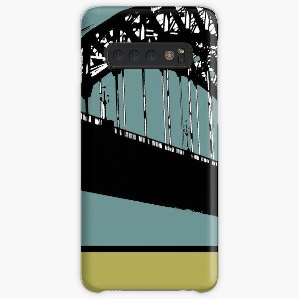 Tyne Bridge Samsung Galaxy Snap Case