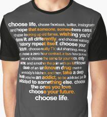 Trainspotting 2 Graphic T-Shirt