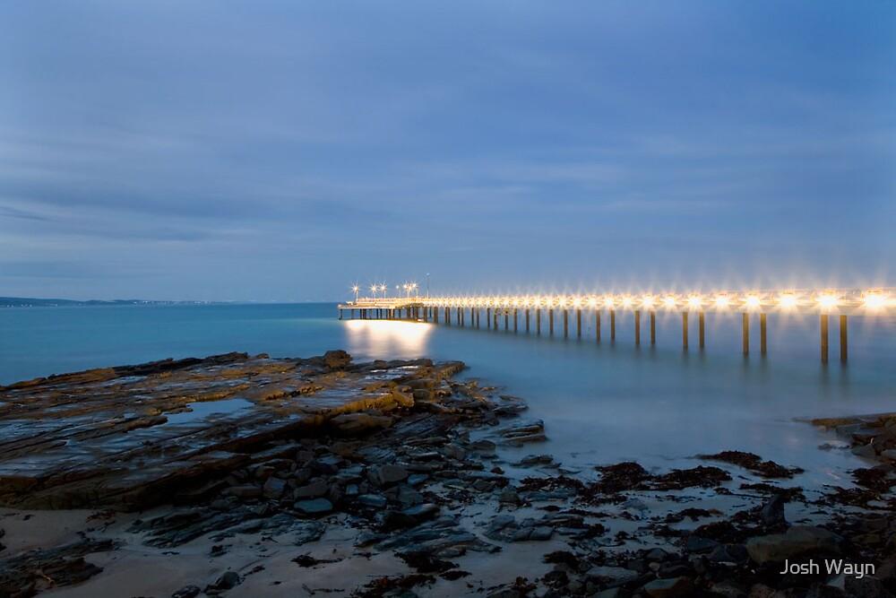 Pier by Josh Wayn
