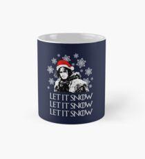 Let it snow - Christmas  Mug