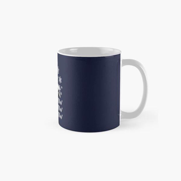 Let it snow - Christmas  Classic Mug