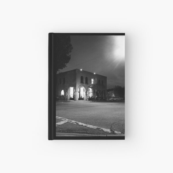 Coffee House, Night Hardcover Journal