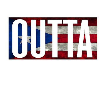 Straight Outta Puerto Rico Shirt, Se Levanta Strong Puerto Rico by Coultees