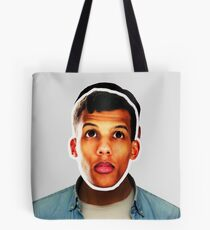 Le Masque Deguisement Stromae Tote Bag