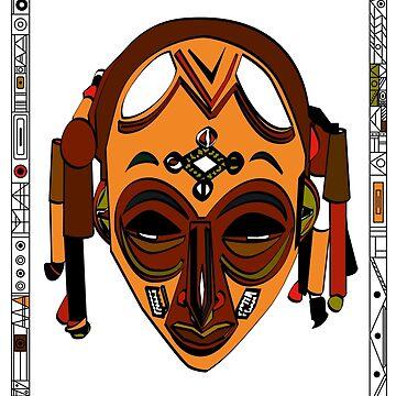 African Mask de dalealas