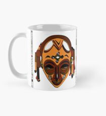 African Mask Taza