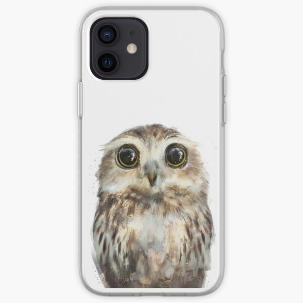 Little Owl iPhone Soft Case