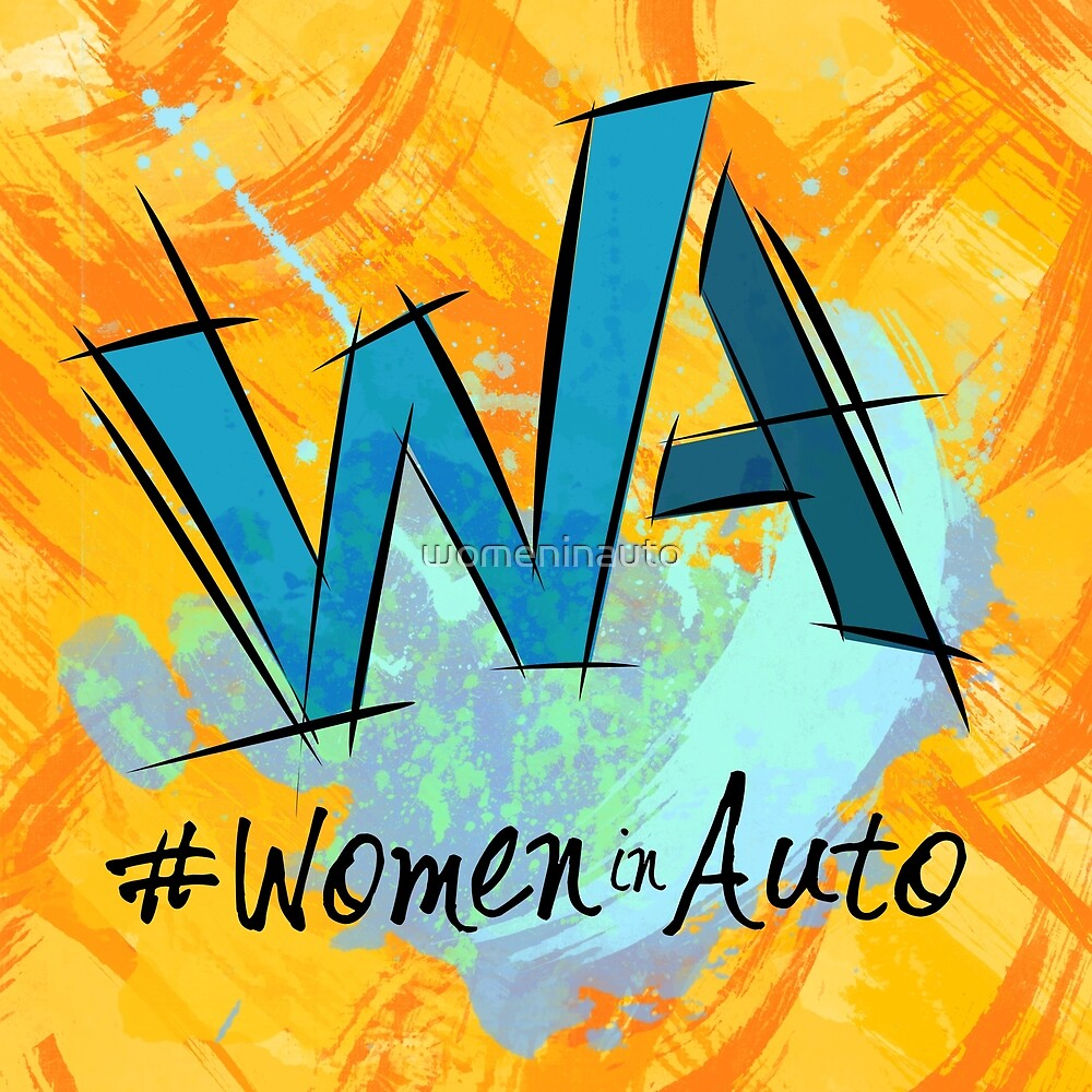 Women In Auto - Solo Logo by womeninauto