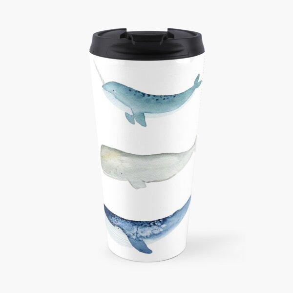 Whale Squad Travel Mug