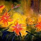 DayLilies....Blooming Free... by ©Janis Zroback