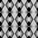 Geometric Pattern by Gina Manley