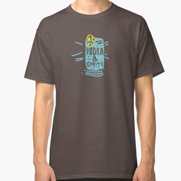 Vodka & Sprite Classic T-Shirt