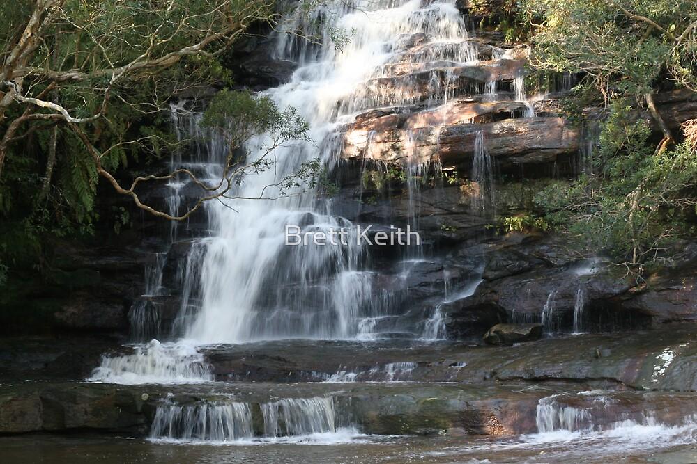 Sommersby Falls by Brett Keith