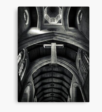 The Cross. Canvas Print