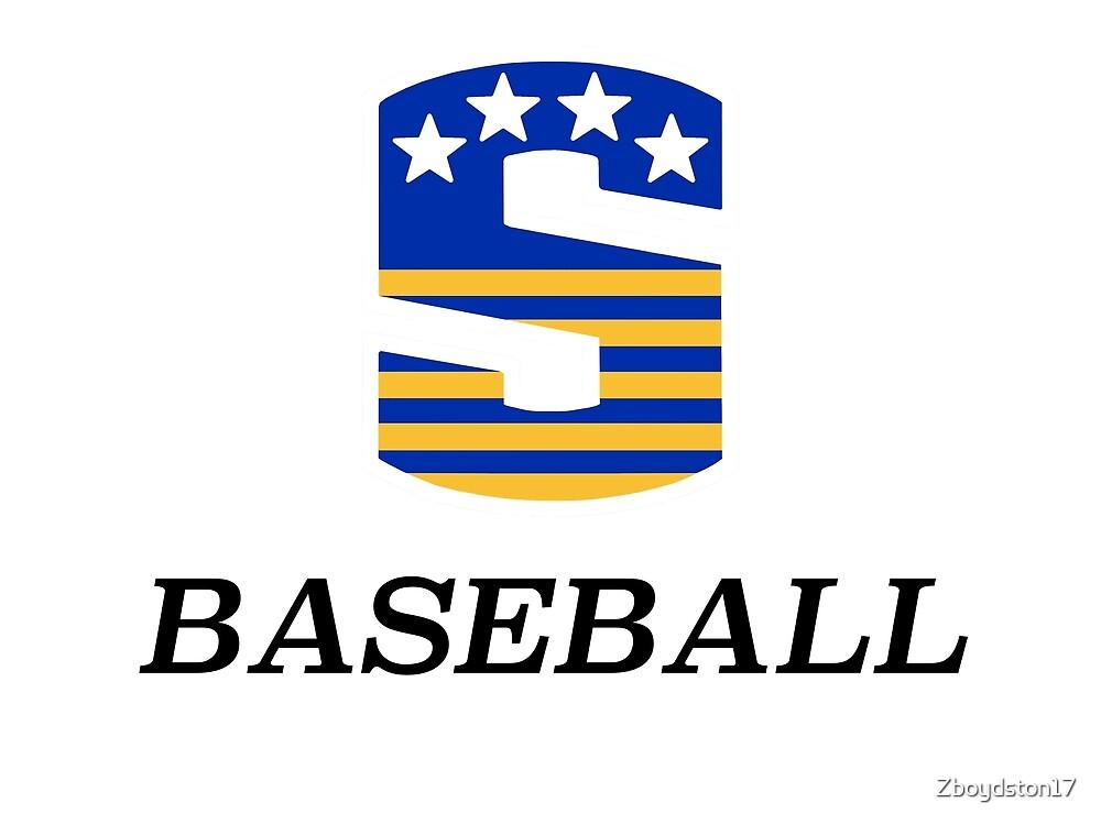 «Béisbol de Stillwater» de Zboydston17