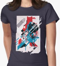 Liquify Women's Fitted T-Shirt