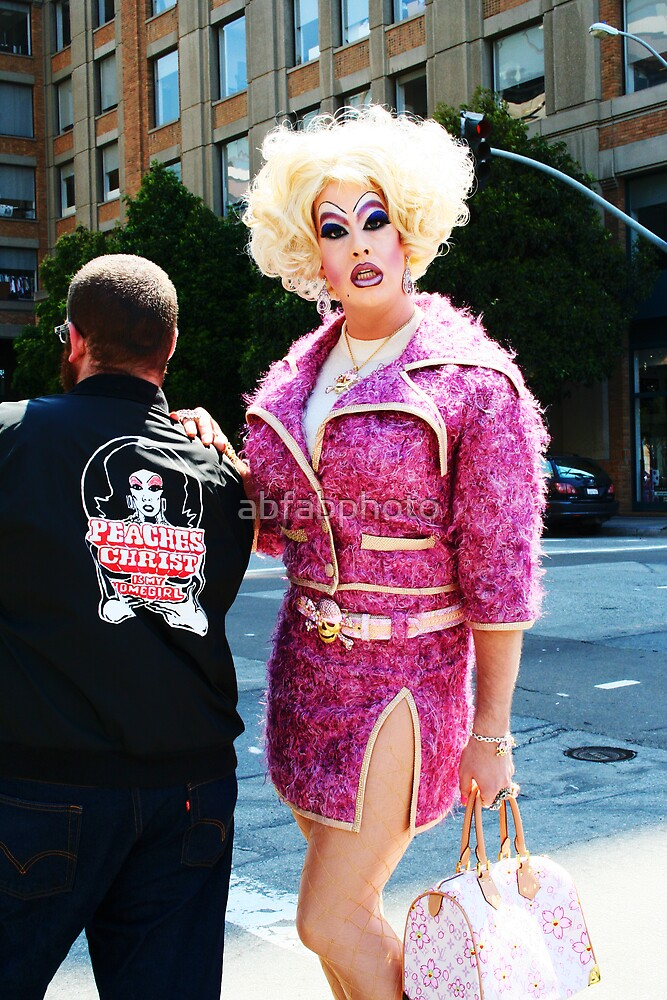 Peaches Christ.... by abfabphoto