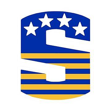Logotipo de béisbol de Stillwater de Zboydston17