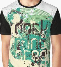 Dark.Mint.Cream Graphic T-Shirt