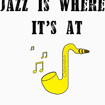 Jazz is where it's at by tman