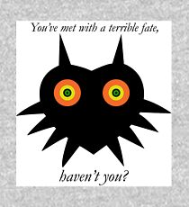 You've met with a terrible fate Kids Pullover Hoodie