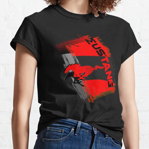 Ford Mustang - Conception T-shirt classique
