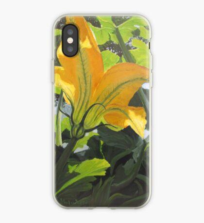 Squash Blossom iPhone Case