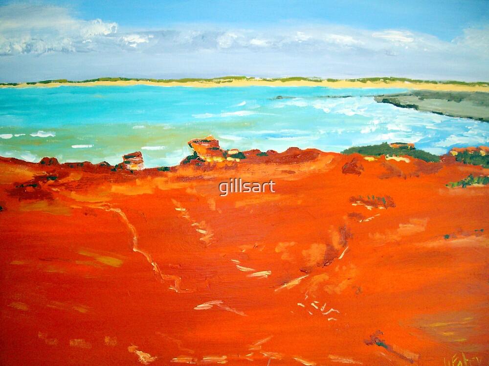 Broome WA by gillsart