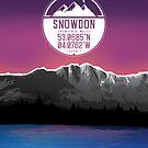 Three Peaks Series : Snowdon by Alex Banks