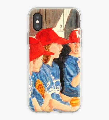 Yer Up! iPhone Case