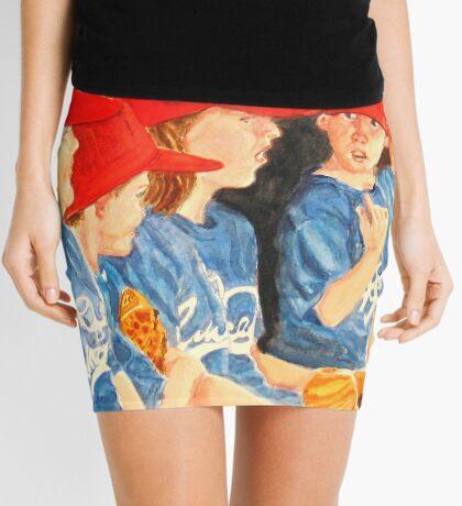 Yer Up! Mini Skirt