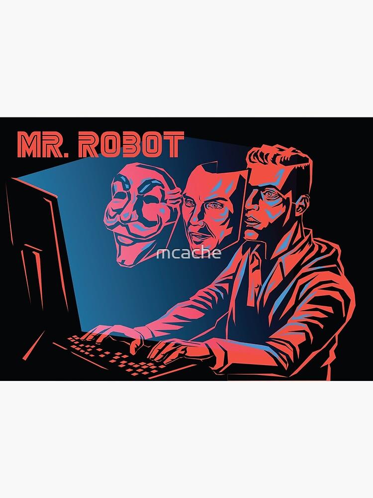 Mr Robot by mcache