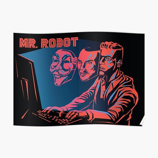 Mr Robot Póster