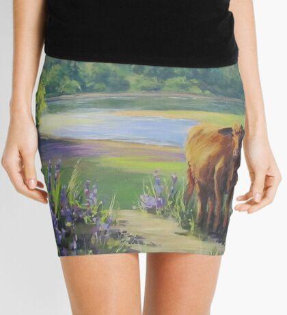 Morning Walk Mini Skirt