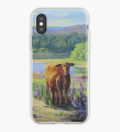 Morning Walk iPhone Case