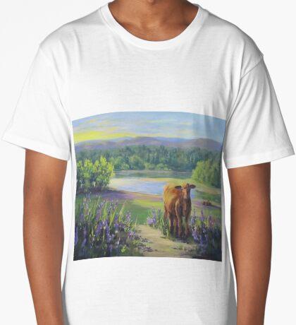 Morning Walk Long T-Shirt