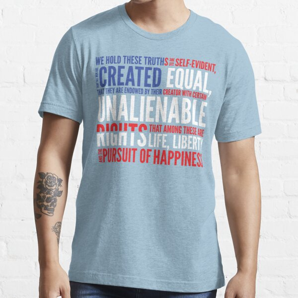 Declaration of Independence Essential T-Shirt
