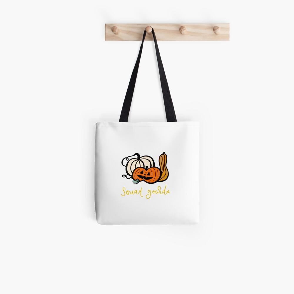 Squad Gourd Squad Ziele MFM Tote Bag