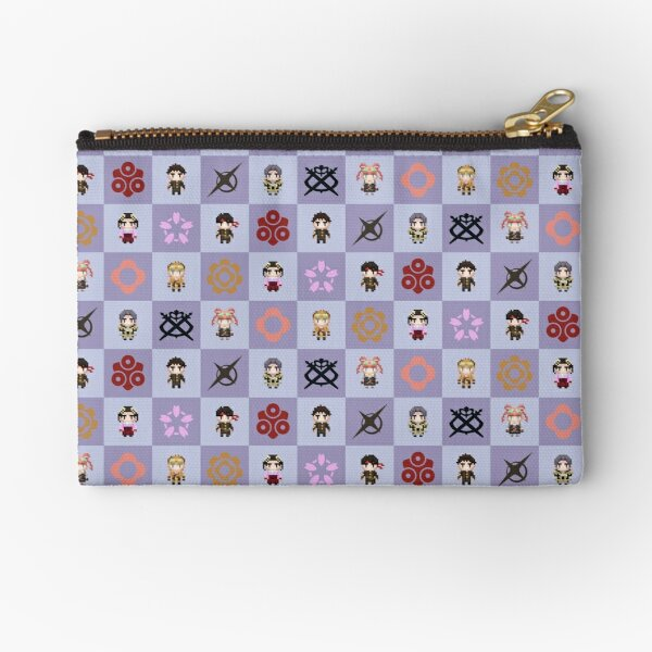 The Great Ace Attorney - Mini Chara Zipper Pouch