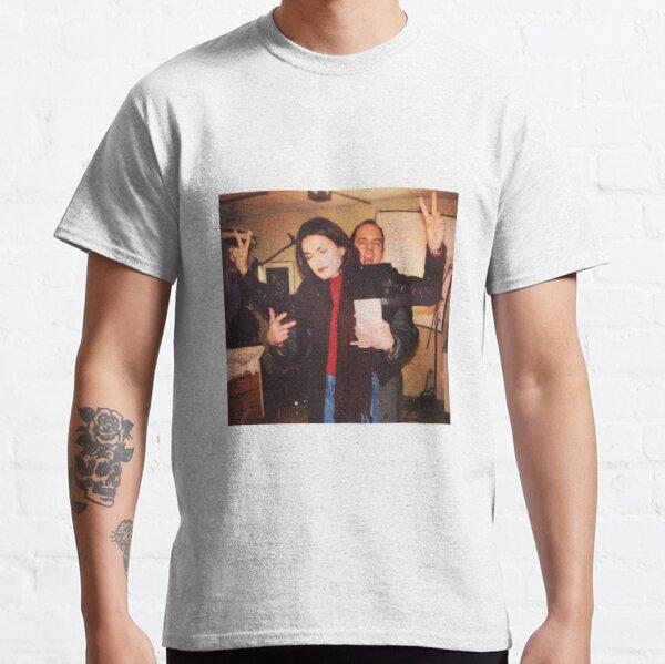 Mariska Hargitay & Chris Meloni SVU Classic T-Shirt