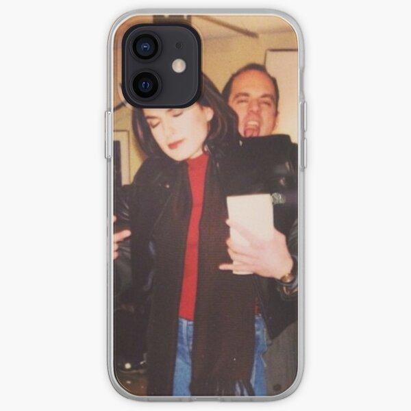 Mariska Hargitay & Chris Meloni SVU iPhone Soft Case
