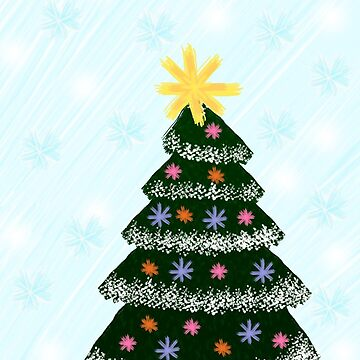 Christmas tree by Lenka24