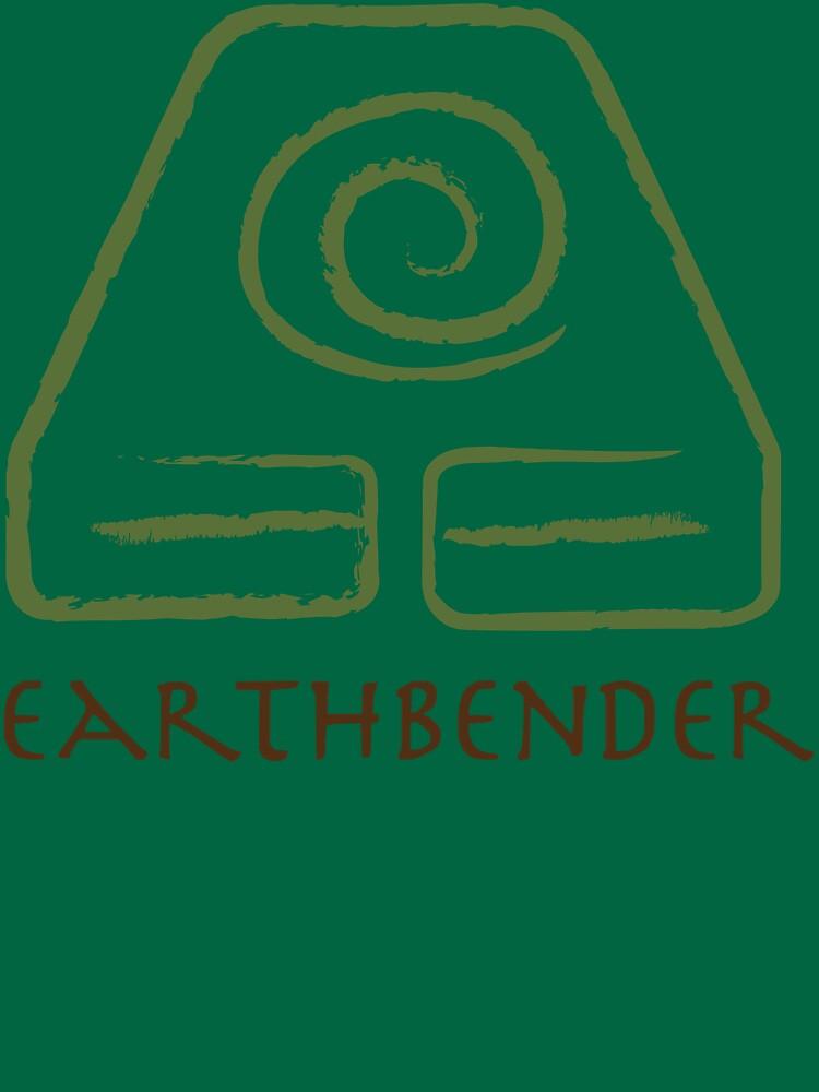 Earthbender | Unisex T-Shirt
