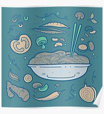 Noodles Poster